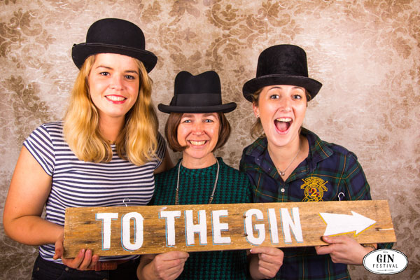 People are hyped for Gin Festival London