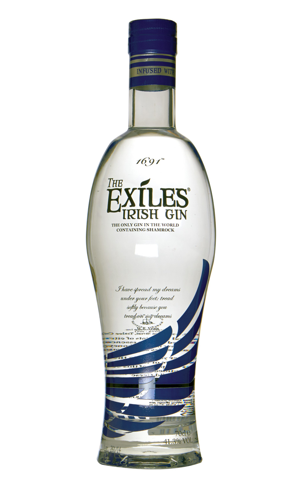 Why should you drink Exiles Irish Gin for St Patrick's Day