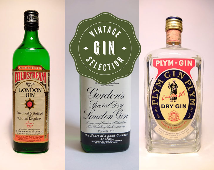 Introducing The Vintage Gin Collection
