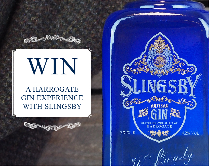 Slingsby Gin Competition