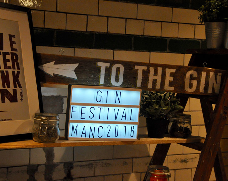 Gin Festival Manchester 2016 by Emma Pond