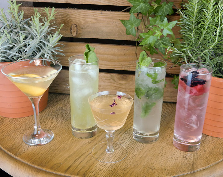 5 Gin Cocktails To Drink This Spring