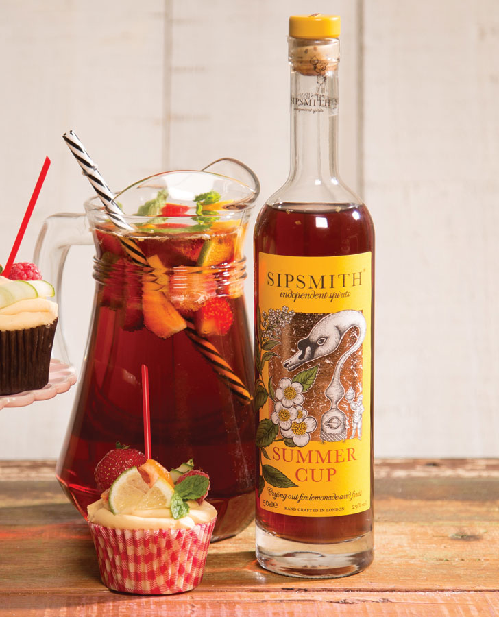 The History of the Pimm's Summer Cup