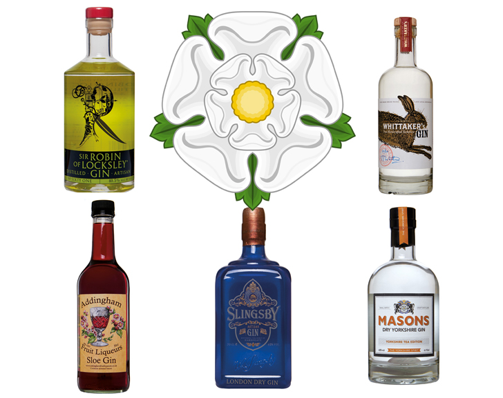 5 Great Yorkshire Gins