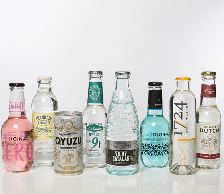 The History of Tonic