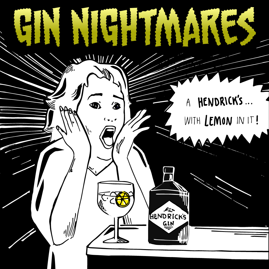 Gin Nightmares