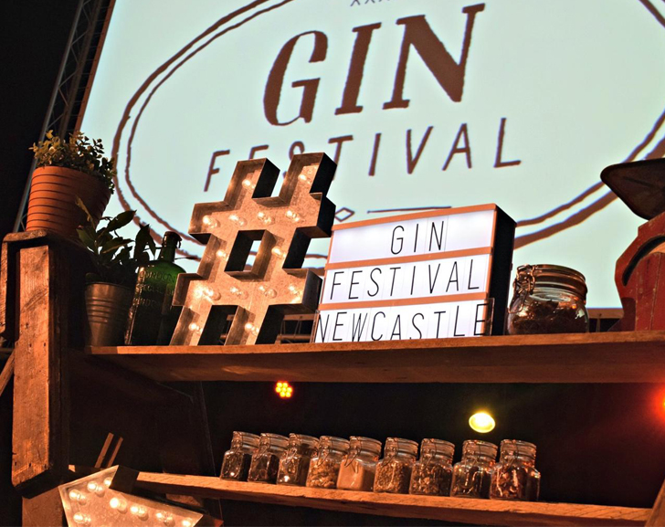 Gin Festival Newcastle by The Northern Niche