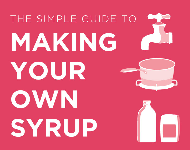 The Simple Guide To Making Your Own Syrup