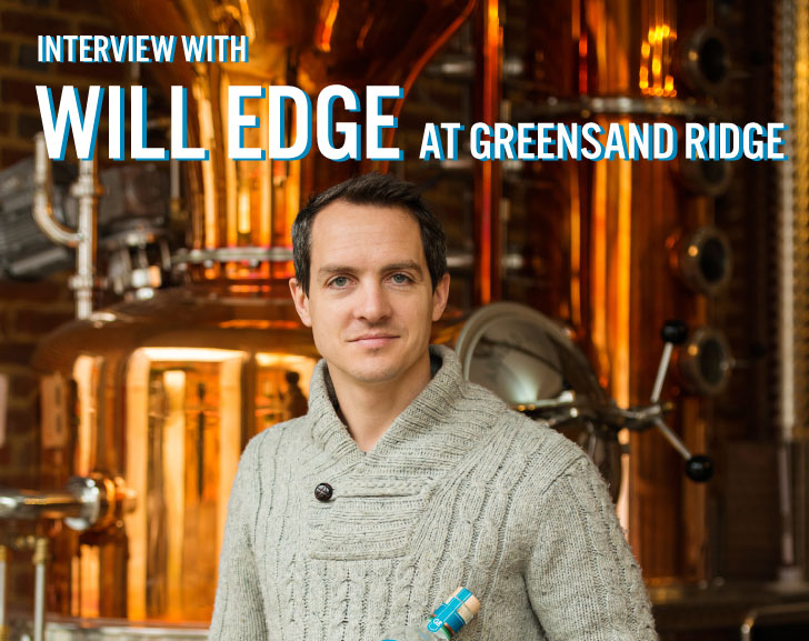 Interview with Will Edge at Greensand Ridge