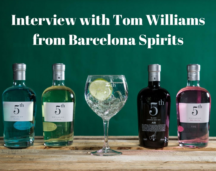 Interview with Tom Williams from Barcelona Spirits