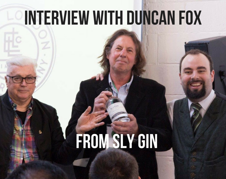 Interview with Duncan Fox from Sly Gin