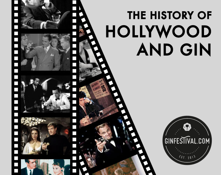 The History of Hollywood and Gin