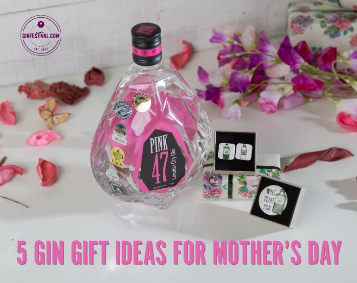 What better way to show your mum how much you care than gin? Check out these 5 gin gift ideas for Mother's Day.