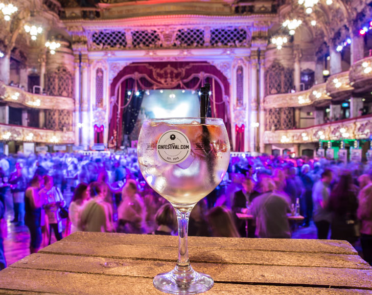 Gin Festival Blackpool 2017 By Jane Arschavir